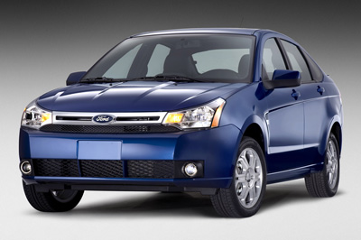 2009 Ford Focus Image