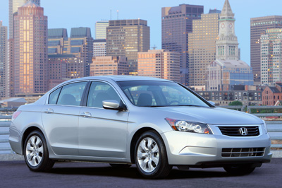 New 2009 Honda Accord Pricing And Features