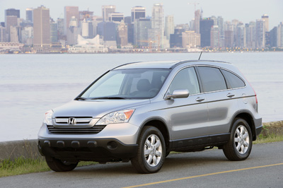 Used Honda CR-V (2009)