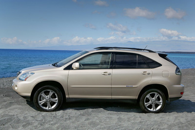 Beautiful Used Lexus RX 350 (2009)