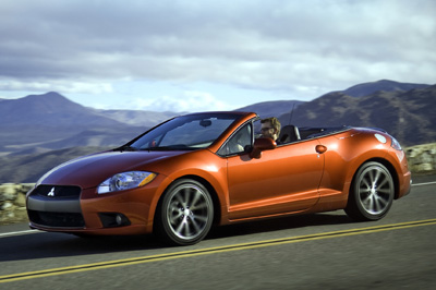 2009 Mitsubishi Eclipse Feature And Invoice Price Information