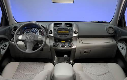 Perfect Toyota RAV4 Interior