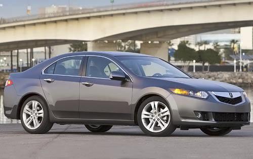review 2010 acura tsx sedan