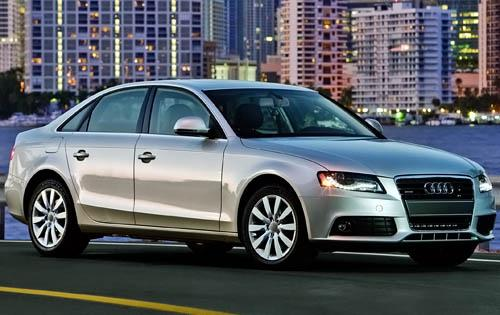 review 2010 audi a4 2 0t quattro sedan and wagon. Black Bedroom Furniture Sets. Home Design Ideas