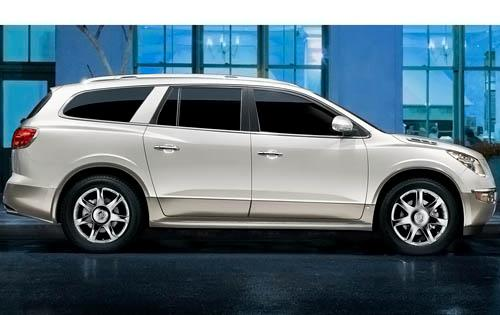 Buick Enclave SUV Review - Buick enclave invoice price