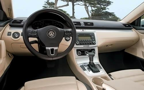 Review 2010 Volkswagen Cc Sedan