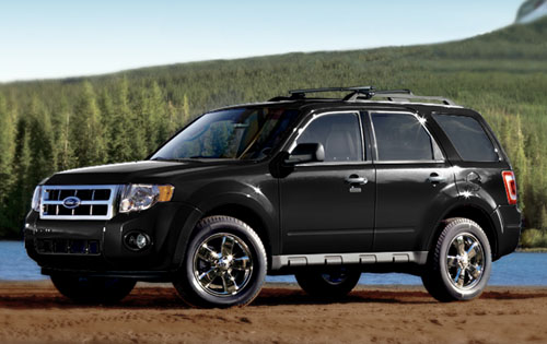 2010 ford escape suv overview. Black Bedroom Furniture Sets. Home Design Ideas