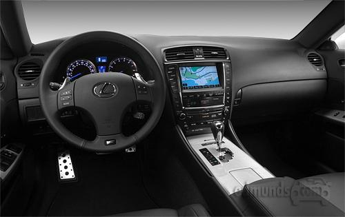 2010 Lexus IS F Review