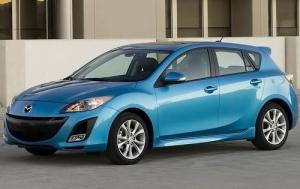2010 Mazda 3 S Grand Touring Hatchback
