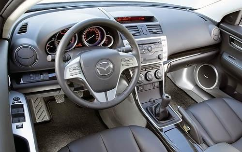 2010 Mazda6 Overview