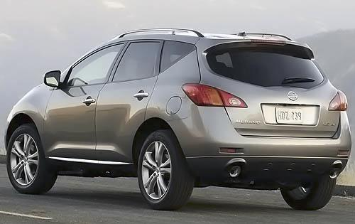 Review 2010 Nissan Murano