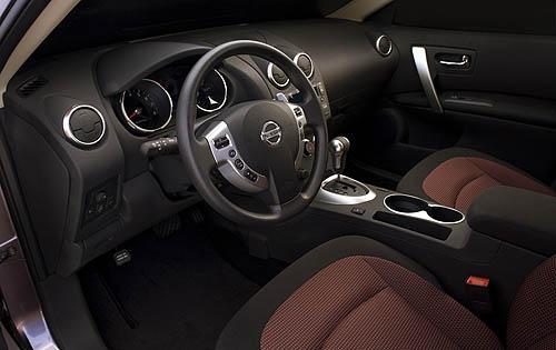 Nissan rogue manual transmission