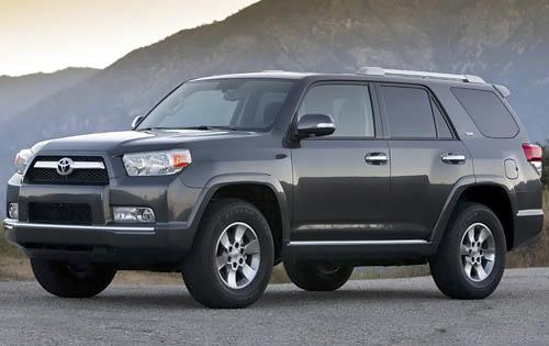 Review 2010 Toyota 4runner