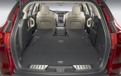 2010 Chevy Traverse Suv Overview