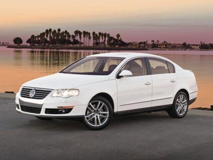 2010 Volkswagen Passat Review