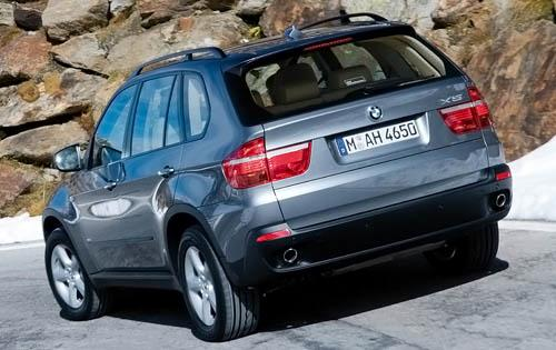 Review BMW X - Bmw 2010 suv