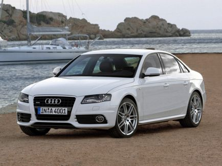 Prestige Auto Broker >> 2011 Audi A4 Review