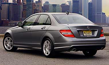 2011 Mercedes-Benz C-Class Review - C300, C350, C63 ...
