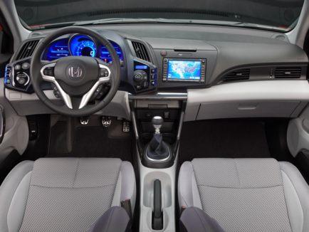 2017 Honda Cr Z Interior