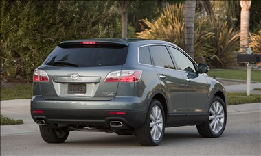 Mazda Cx 9 Review 2011 Features Prices Invoice