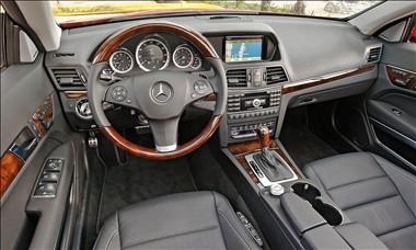 2011 Mercedes E Class Interior