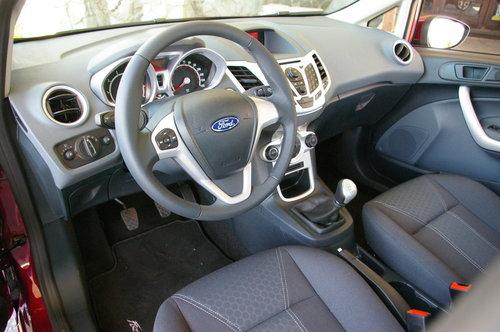 2011 Ford Fiesta Hatchback