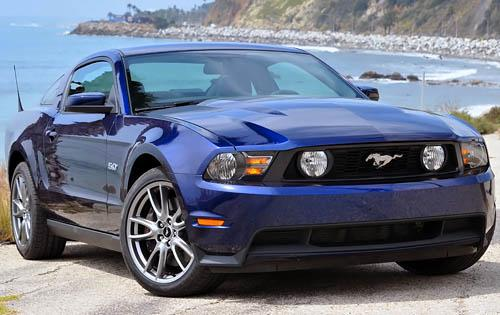 2011 Ford Mustang GT Premium Coupe. The 2011 Mustang is the recipient of