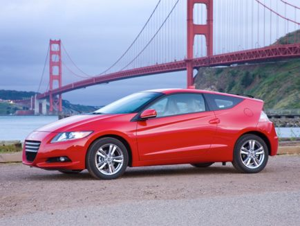 2011 Honda Cr Z Hybrid Review