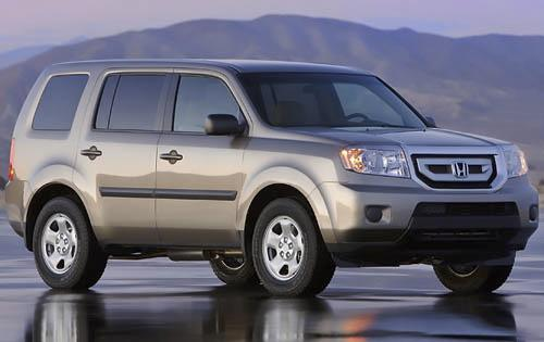 Review: 2011 Honda Pilot Features And Prices