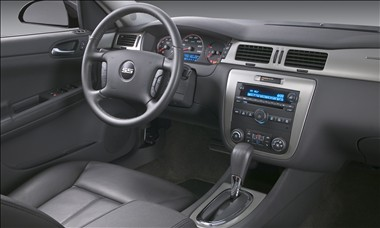 Chevy Impala Sedan Review