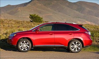 Lexus RX Features Prices Invoice Review - Lexus rx 350 invoice