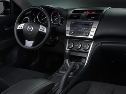 2011 mazda 6 sedan review features prices invoice. Black Bedroom Furniture Sets. Home Design Ideas