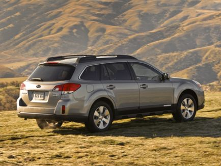 2011 Subaru Outback Invoice And Features Review