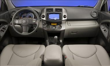 2011 Toyota RAV4 Features List Prices Invoice