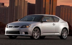 2011Scion tC Coupe
