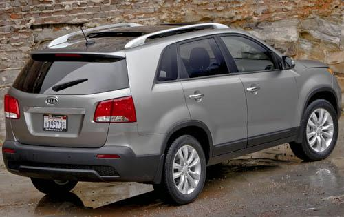 Review 2011 Kia Sorento Features Listed Prices Invoice