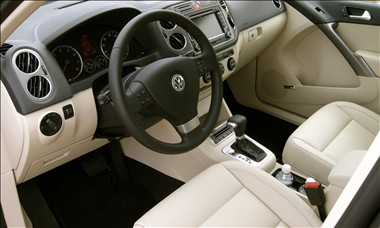 2011 Volkswagen Tiguan Features And Prices Review