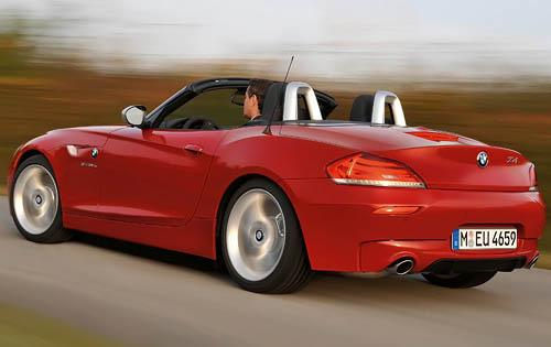 2011 Bmw Z4 Features And Pricing Review