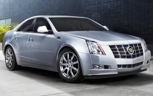 2012 Cadillac Cts Review  U0026 Prices
