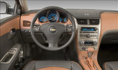 2012 chevy malibu overview