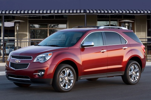Cars: 2013 Chevy Equinox