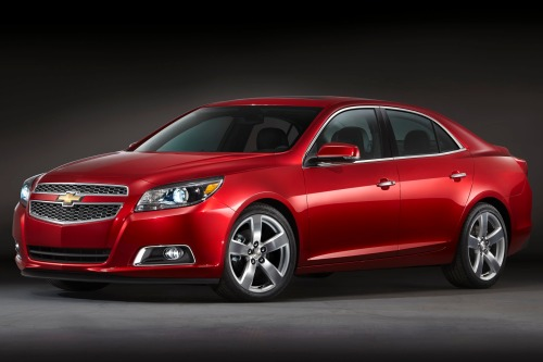 Car: 2013 Chevy Malibu sedan