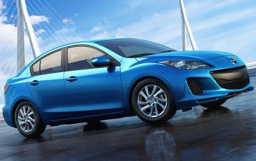 Delightful Cars: 2013 Mazda 3 Sedan