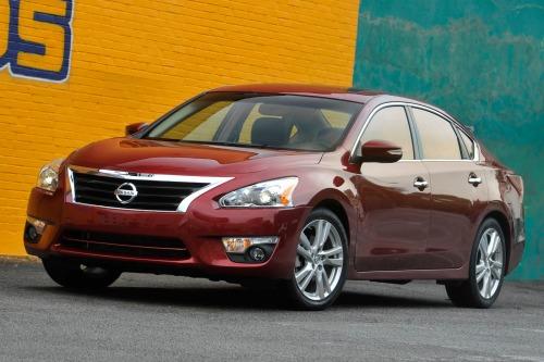 Car: 2013 Nissan Altima 3.5 SL Sedan