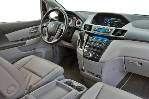 the gallery for honda odyssey 2013 interior