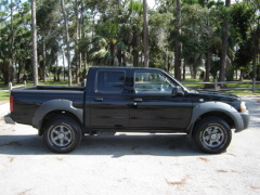 Nissan Frontier Forums: 2002 frontier leveling kit