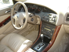 Used 2003 Acura TL 3.2 interior