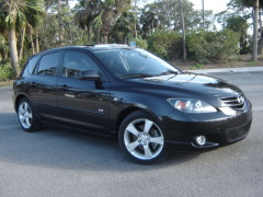 Used 2004 Mazda3 S Hatchback