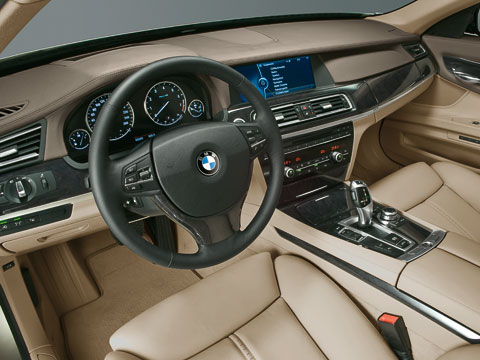 Bmw 7Series Interior