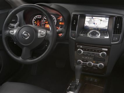 2009 Nissan Maxima Interior. The chasis and suspension also received